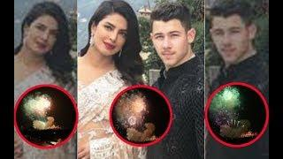 Fireworks Lit Up The Sky Above The Newlyweds Priyanka Chopra-Nick Jonas At Umaid Bhawan