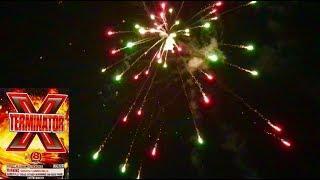 Legend Fireworks: X Terminator 200g DEMO