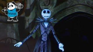 First Look at Jack Skellington Hosted - Disney's Not So Spooky Spectacular - Fireworks - 2019