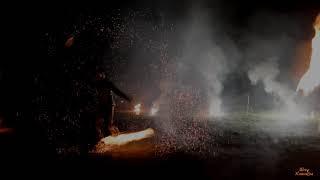 Искропои, стробоскопы и фонтаны с треском от ФаерШоу на День Рождения, корпоратив или свадьбу Киров
