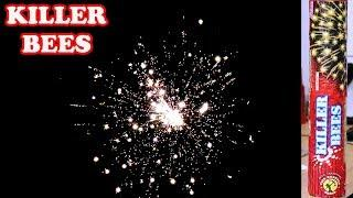 Killer Bees from Supreme Fireworks - Mini Skyshot Shells