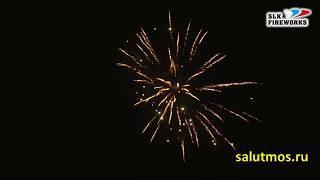 "Новогодняя сказка C085 Фейерверк, салют на 144 залпа 1.2""-1.5"" калибр"