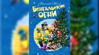 БЕНГАЛЬСКИЕ ОГНИ - Николай Носов Аудиорассказ для детей #аудиокнига