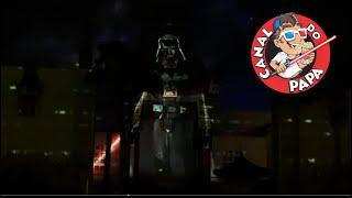 Star Wars -  A Galatic Spetacular - Star Wars Fireworks! Indescritível! Disney Hollywood Studios!