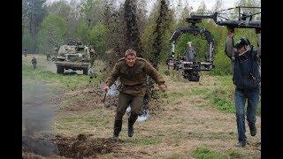 """Пиротехника на съёмках """"Мы из будущего-2"""""""