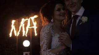 Огненно-пиротехническое оформление финала свадьбы