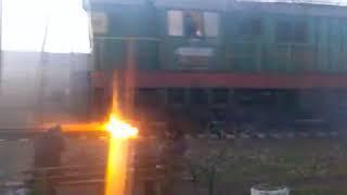 Железнодорожные петарды 2004 год