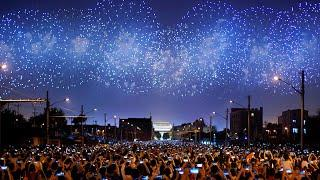 Dazzling fireworks light up Beijing| CCTV English