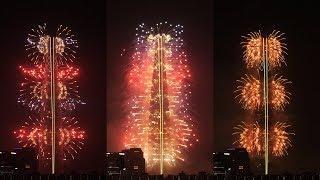 2019 롯데월드타워 불꽃축제 직캠 LOTTE WORLD TOWER FIREWORKS FESTIVAL [190504] 4K film by PIERCE
