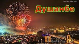 Салют в Душанбе в честь запуска Рогунской ГЭС. Abdullo Media
