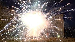 Most INTENSE CRAZY FIREWORKS you have ever seen