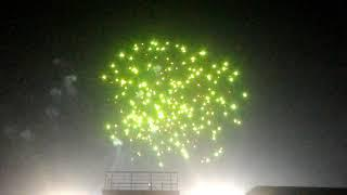 Amazing fireworks night || into Sher-e- Bangla National Cricket Stadium