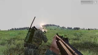 Расстрел дезертира арма 3 Red Bear