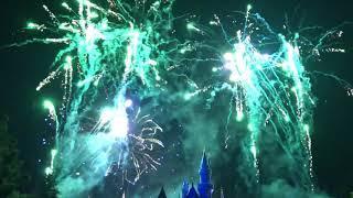 Disneyland Fireworks! Before COVID