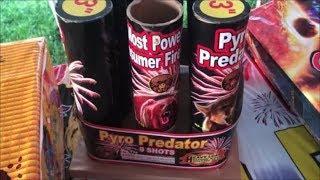 Pyro Predator By Pyro Predator Fireworks