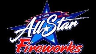 AllStar Fireworks Shopping Trip 2019