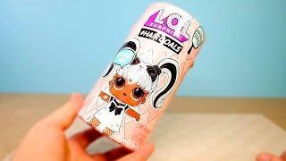 Куклы с Волосами LOL Surprise Hairgoals VS ПОДДЕЛКИ VS Куклы 15 лет от MGA