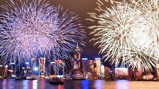 Hong Kong Spectacular Fireworks