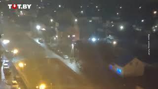 Пиротехника и крики из окон, Минск ! Беларусь 1 января 2021 Минск беларусь последние новости сегодня