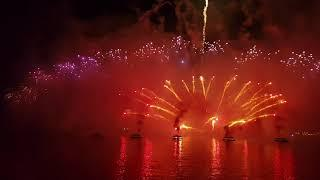 Malta International Fireworks Festival 2019 Grand Finale Part 1