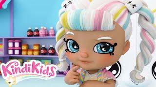 Кинди Кидс - Давайте отдохнем! - 11 серия - Веселый мультфильм для девочек