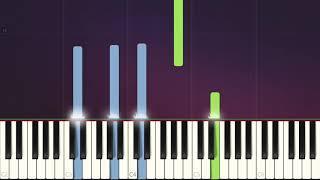 Fireworks - Love O2O OST - PIANO Tutorial by Viston