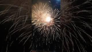Праздничный салют в Самарканде 01.09.2019г.