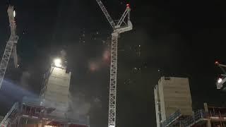 Light Up The Night Diwali, Bonfire and Fireworks Wembley Park London