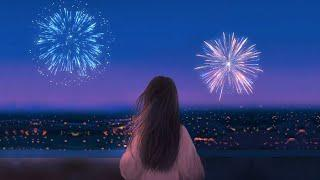 Fireworks ~ lofi hip hop ~ chill beats study sleep focus music