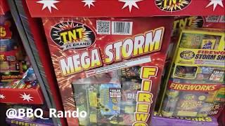 TNT Fireworks Target 2019 AZ