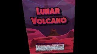LUNAR VOLCANO FOUNTAIN -  PLANET X FIREWORKS