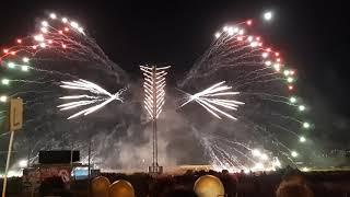 St Mary Fireworks Mqabba 2019 intro/ Queen - Medley