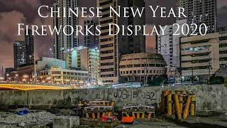 Chinese New Year Fireworks Display 2020