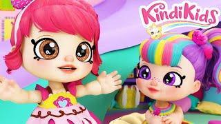 Кинди Кидс | Весеннее Настроение  - Сборник | Веселый мультфильм для девочек | Kedoo мультики