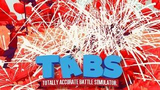 Fireworks #1   (TABS with Mods)   Totally Accurate Battle Simulator