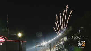 Steelers Using Fireworks To Get Fans Inside