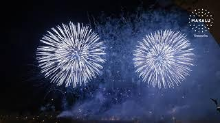 Official - Novoroční ohňostroj Praha 2019   MAKALU Fireworks