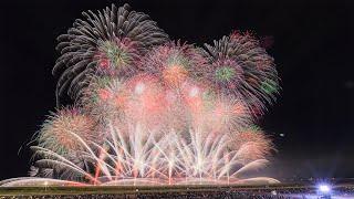 5K Omagari Fireworks Autumn 2020 Finale | 大曲の花火 秋の章 フィナーレ花火 明日への光~未来へ~ | Akita Japan