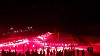 Torch Light Parade & Fireworks - Montage Ski Resort