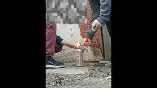 (СУПЕР) взрыв петарды