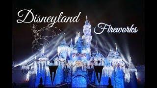 Disneyland Believe In Holiday Magic Fireworks 2018!   Nellybee21