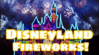 Mickey's Mix Magic with Fireworks