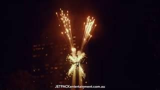 JETPACK Entertainment & Events.. fireworks displays with a difference