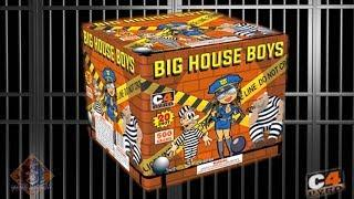 BIG HOUSE BOYS - C4 PYRO FIREWORKS - NEW FOR 2019