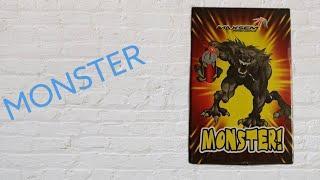 Тест #петарда #Monster #Корсар 2 #Петарды #обзор #взрыв