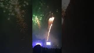 Крутейшие САЛЮТЫ! Концерт. Соледар. 28.08.2021