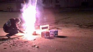 These Fireworks are INSANE!! - (You Won't BELIEVE the Ending)