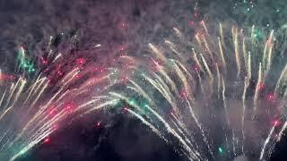 20191026 BTS SPEAK YOURSELF FINAL FIREWORKS MIKROKOSMOS