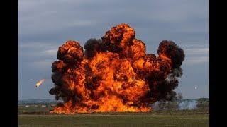 Взрыв для монтажа со звуком (explosion sound)5