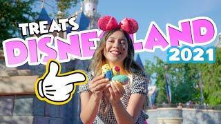 NEW Awesome Disneyland Treats and Fireworks Finally Return To Disneyland 2021!